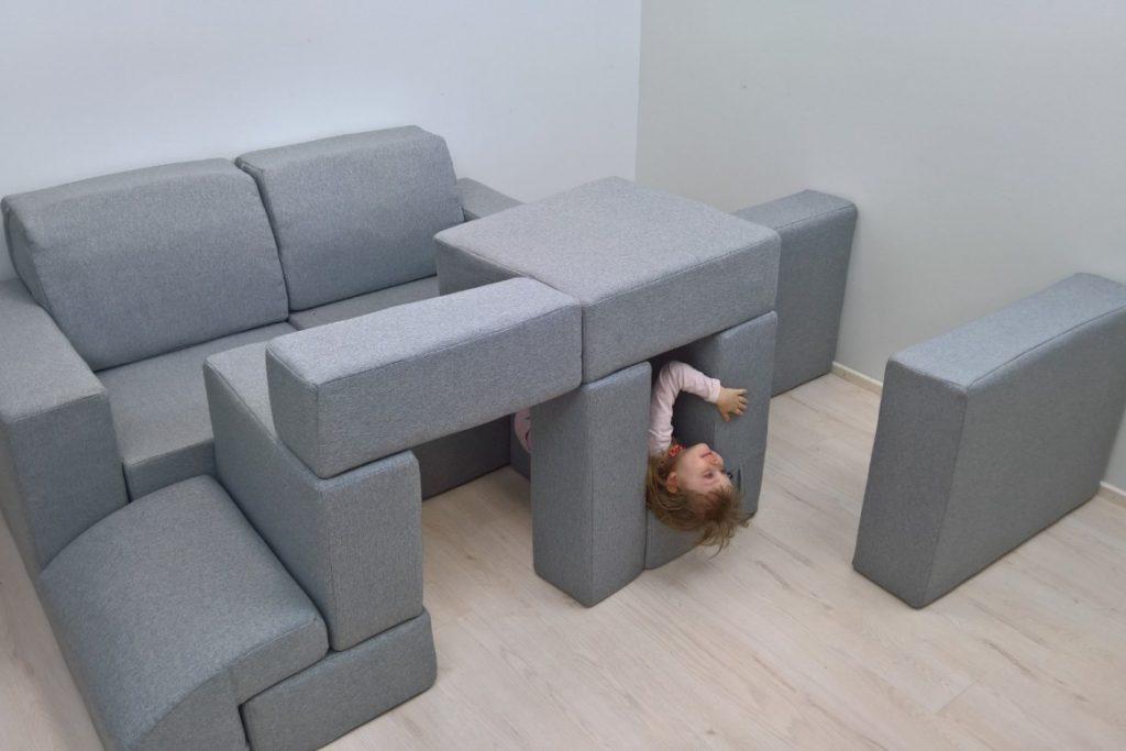 Das Konzept der modularen Möbel